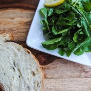 Simple & Light Arugula Salad