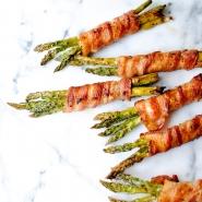 Asparagus Bacon Bundles