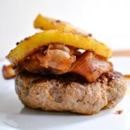 Buffalo Bacon Burger