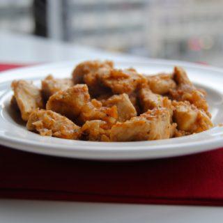 6 Ingredient Garlic Onion Chicken
