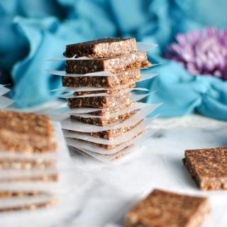 whole30 espresso nut bites! omg these are so good. the coffee brings out the flavor of cocoa and i just can